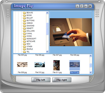 Click to view ImageFlip 1.1 screenshot