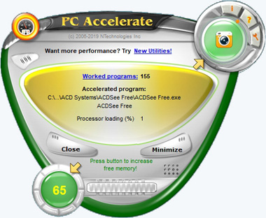 PC Accelerate